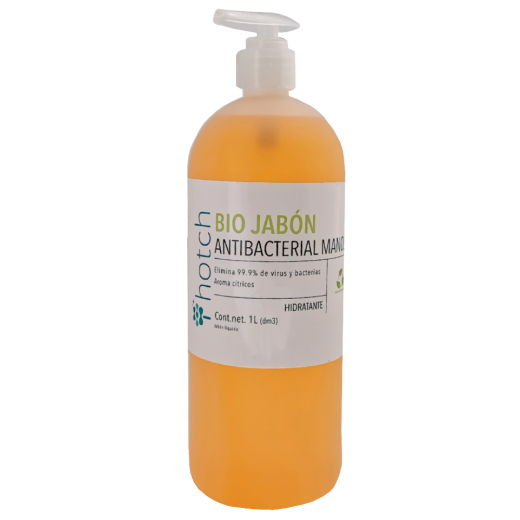 Bio Jabón Antibacterial Manos